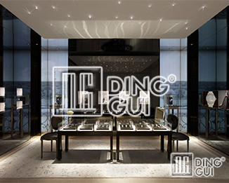 Learn About Dinggui Display Cabinet Custom Experience Service