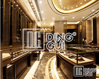 Dinggui Teaches You To Identify The Three Coups Of Jade Jewelry Showcase