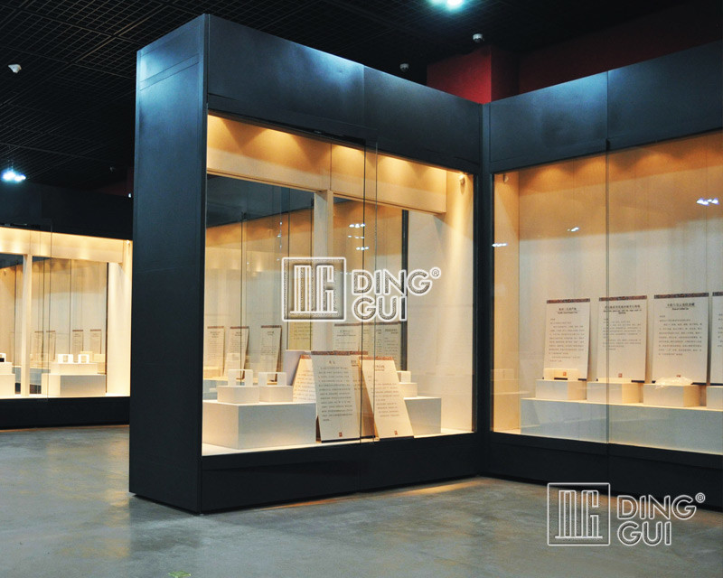 mb61 creative design high end museum exhibition display show